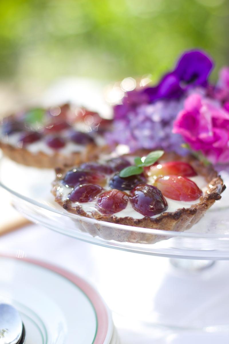 Tart crust: