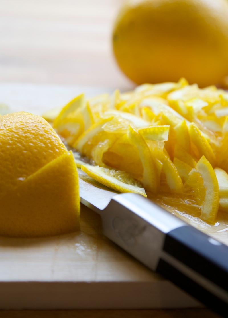 Sugar free orange marmalade